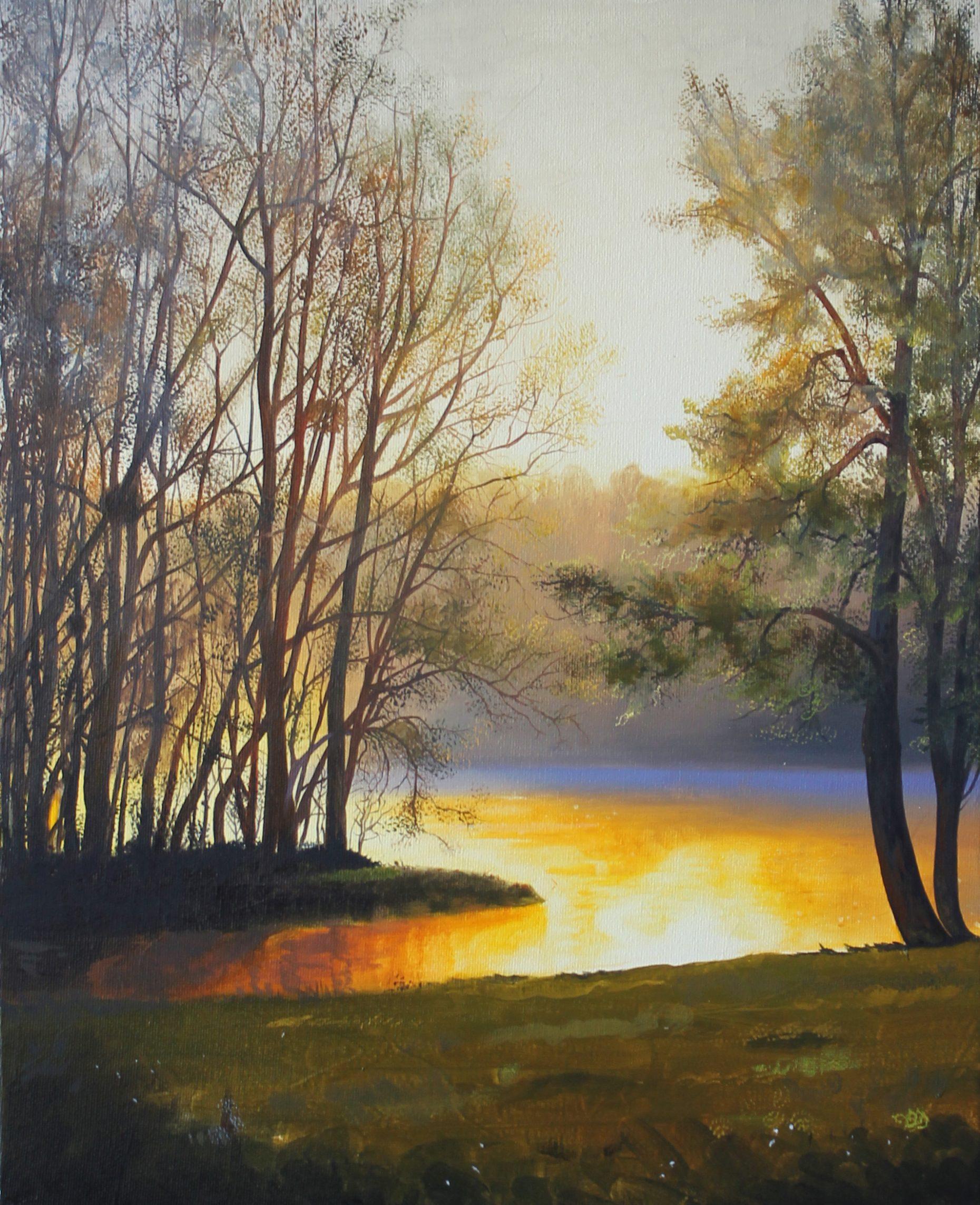 Rivière en or